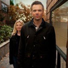 Community: Joel McHale e Gillian Jacobs nell'episodio Cooperative Escapism in Familial Relations
