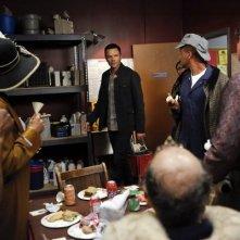 Community: Joel McHale in una scena dell'episodio Basic Human Anatomy