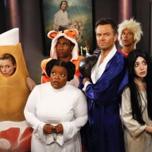 Community: una scena dell'episodio Paranormal Parentage
