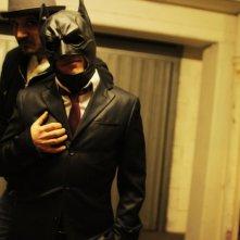 Inside Batman: un'immagine promozionale della web series