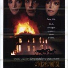 La casa del destino: la locandina del film