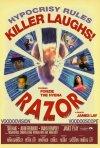 Razor: la locandina del film