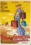 Vita di una commessa viaggiatrice: la locandina del film