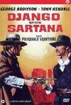 Django sfida Sartana: la locandina del film