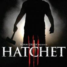 Hatchet 3: la nuova locandina
