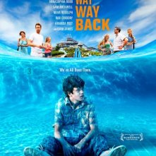 The Way, Way Back: nuovo poster