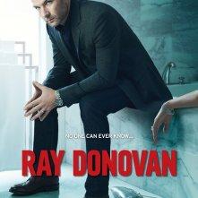 Ray Donovan: un poster della serie