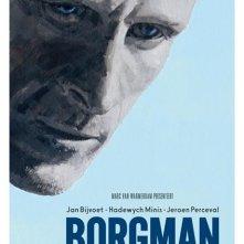 Borgman: la locandina del film