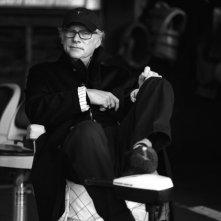 The Bay: il regista Barry Levinson sul set