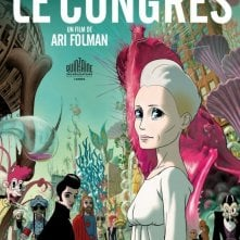 The Congress: locandina francese
