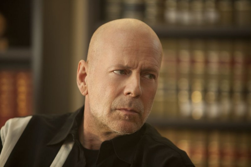 Fire with Fire: Bruce Willis in una sequenza del film