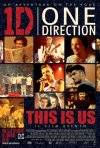 One Direction: This is Us, la locandina italiana