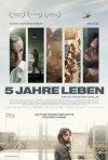 5 Jahre Leben: la locandina del film