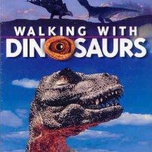 A spasso con i dinosauri: la locandina del film