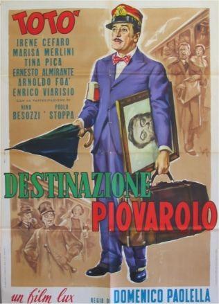 Destinazione Piovarolo Locandina Film 273497