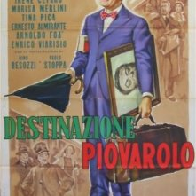 Destinazione Piovarolo: locandina film