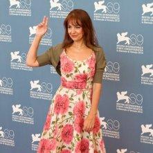 Rosalba Piras presenta Bellas Mariposas alla 69esima Mostra del Cinema di Venezia