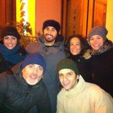 Stefania Rocca, Gabriella Schina, Luciano Melchionna, Daniele Russo, Angela De Matteo, Marco Mario de Notaris