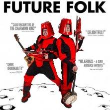The History of Future Folk: la locandina del film