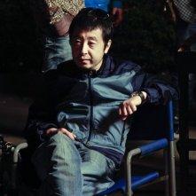 A Touch of Sin: il regista Jia Zhang-ke sul set del film