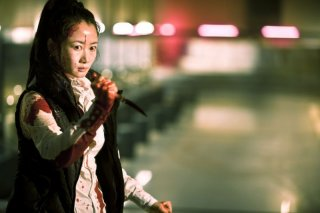 A Touch of Sin: Zhao Tao in una scena del film