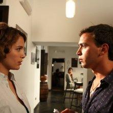 Amaro Amore: Aylin Prandi con Francesco Casisa in una scena