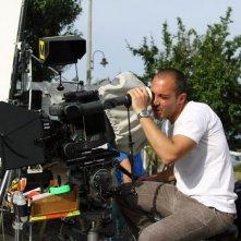 Amaro Amore: il regista Francesco Henderson Pepe sul set del film