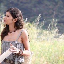 Amaro Amore: Lavinia Longhi in una scena del film