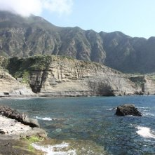 Amaro Amore: una splendida immagine dell'isola di Salina tratta dal film