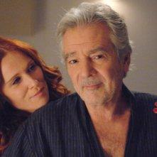 Audrey Fleurot e Pierre Arditi in La fleur de l'age