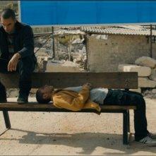 Omar: Adam Bakri in una scena del film