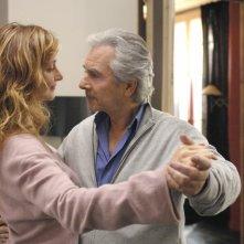 Pierre Arditi e Julie Ferrier in La fleur de l'age