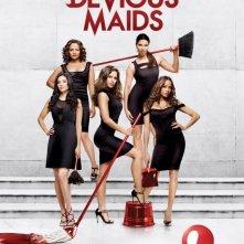 La locandina di Devious Maids