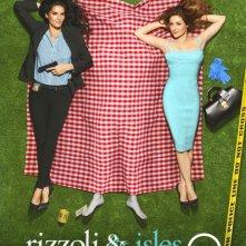 Rizzoli & Isles: un nuovo poster della stagione 4