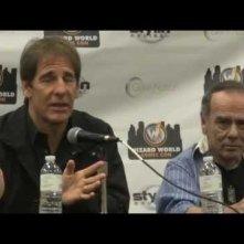 Quantum Leap: Dean Stockwell e Scott Bakula ad una convention