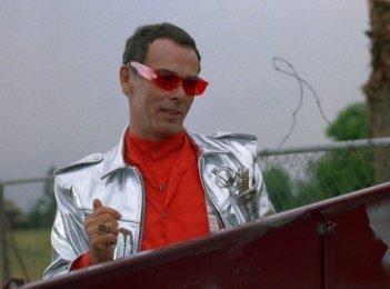 Quantum Leap: Dean Stockwell in una scena della serie