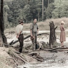 As I Lay Dying: un'immagine dal set del film