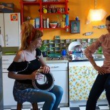 Cheba Louisa: le due protagoniste del film, Isabelle Carrè e Rachida Brakni