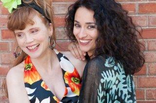 Cheba Louisa: le due protagoniste, Isabelle Carrè e Rachida Brakni