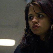 Fruitvale Station: Melonie Diaz in una scena
