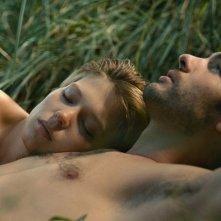 Grand Central: Tahar Rahim e Léa Seydoux in una sensuale scena del film