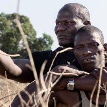 Grigris: Souleymane Démé prigioniero del suo aguzzino in una scena