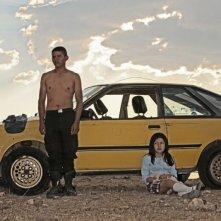 Heli: i due giovani protagonisti del film in una scena