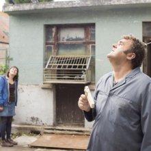 Henri: Pippo Delbono con Miss Ming in una scena del film