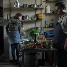 Henri: Pippo Delbono e Miss Ming in una scena del film diretto da Yolande Moreau