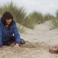 Henri: una bizzarra immagine di Pippo Delbono e Miss Ming tratta dal film