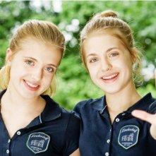 Le sorelle Jana e Sophia Münster sono le due star di Hanni & Nanni 3