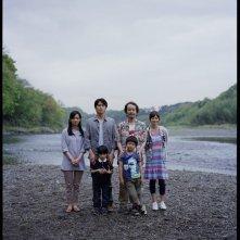 Like father, Like son: foto di famiglia tratta dal film