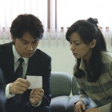 Like father, Like son: Masaharu Fukuyama e Ono Machiko in una scena