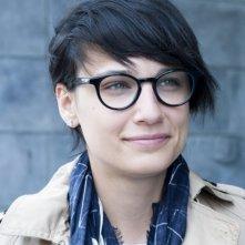 Sarah préfère la course: la regista Chloé Robichaud sul set